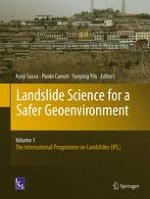 Plenary: Progress of Living with Landslide Risk in Europe
