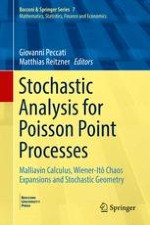 Stochastic Analysis for Poisson Processes