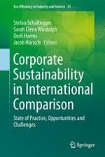 International Corporate Sustainability Barometer: Introduction and Structure