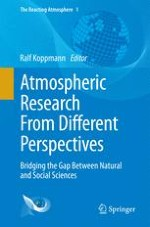 """""""The Reacting Atmosphere"""": A Systemic Approach to Atmospheric Research"""