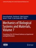 In Vitro Complex Shear Modulus of Bovine Muscle Tissue