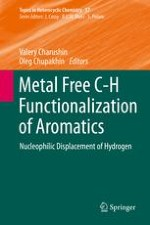 Metal-Free C–H Functionalization of Aromatic Compounds Through the Action of Nucleophilic Reagents
