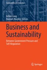 Business and Sustainability: An Introduction