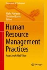 Assessing the Added Value of Human Resource Management Practices