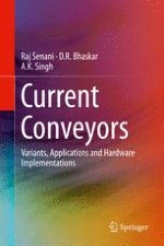 The Evolution and the History of Current Conveyors