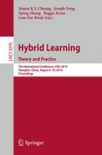 The Present and the Prospect: How Far Away Are They from Blended Learning?