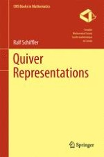 Representations of Quivers
