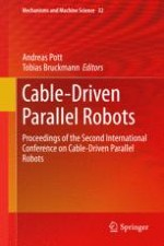 The Forward Kinematics of Cable-Driven Parallel Robots with Sagging Cables