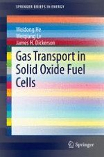 Introduction to Gas Transport in Solid Oxide Fuel Cells