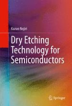 The Contribution of Dry Etching Technology to Progress in Semiconductor Integrated Circuits
