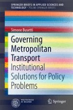 The Policy Case for Metropolitan Transport Authorities