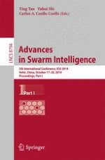 Comparison of Different Cue-Based Swarm Aggregation Strategies