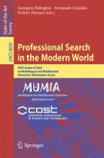 An Introduction to Professional Search