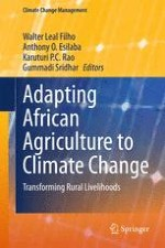 Adapting Agriculture to Climate Change by Developing Promising Strategies Using Analogue Locations in Eastern and Southern Africa: A Systematic Approach to Develop Practical Solutions