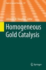 Ligand Design in Gold Catalysis and Chemistry of Gold–Oxonium Intermediates