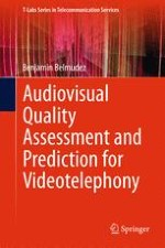 Audiovisual Quality for Interactive Communication