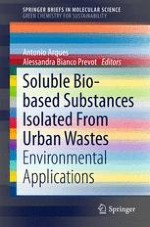 Soluble Bio-based Substances Obtained from Urban Wastes: Isolation and Characterization