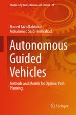 Models for AGVs' Scheduling and Routing