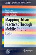Mobility Practices and Mobile Phone Data