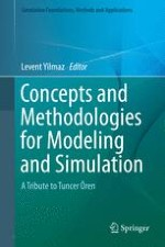 Toward Agent-Supported and Agent-Monitored Model-Driven Simulation Engineering