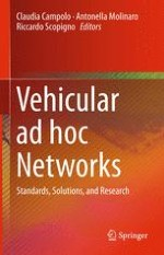 The History of Vehicular Networks