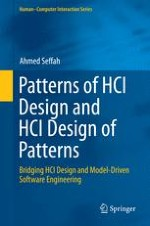 The Patterns of HCI Design: Origin, Perceptions, and Misconceptions