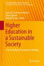 Higher Education in a Sustainable Society: Addressing Knowledge Disparities and Enabling Debate