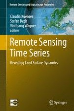 Remote Sensing Time Series Revealing Land Surface Dynamics: Status Quo and the Pathway Ahead