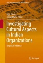 Culture in Indian Organisations: Evidence-Based Research and Practice