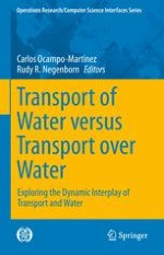 Perspectives on Transport of Water versus Transport over Water