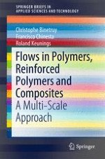 Multi-scale Modeling and Simulation of Polymer Flow