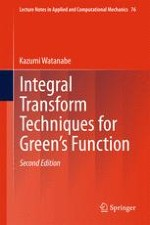 Definition of Integral Transforms and Distributions