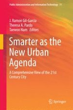 A Comprehensive View of the 21st Century City: Smartness as Technologies and Innovation in Urban Contexts