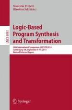 Analyzing Array Manipulating Programs by Program Transformation