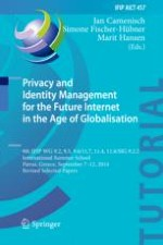 ABC4Trust: Protecting Privacy in Identity Management by Bringing Privacy-ABCs into Real-Life