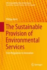 The Historical Context of Payments for Environmental Services: A Trend Towards Public–Private Partnerships