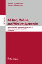 A Dynamic Topology Control Algorithm for Wireless Sensor Networks