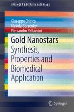 Gold Nanostar Synthesis and Functionalization with Organic Molecules