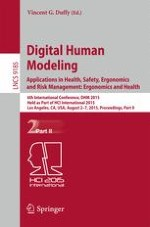 Estimation of Arbitrary Human Models from Anthropometric Dimensions