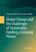 Overview of Global Land Use, Food Security and the Environment