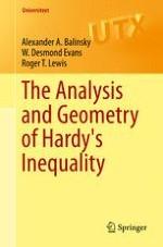 Hardy, Sobolev, and CLR Inequalities