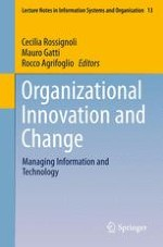 Introducing and Discussing Information and Technology Management for Organizational Innovation and Change