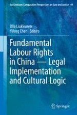 Developing Fundamental Labour Rights in China – A New Approach to Implementation