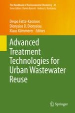 Scope of the Book Advanced Treatment Technologies for Urban Wastewater Reuse