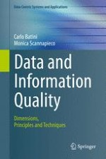 Introduction to Information Quality
