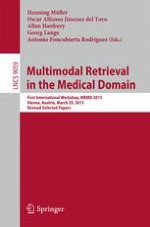 Overview of the First Workshop of Muldimodal Retrieval in the Medical Domain (MRMD 2015)