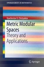 Classes of Modulars