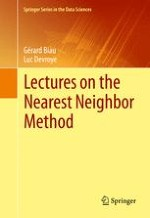 Order statistics and nearest neighbors