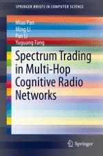 The Network Architecture for Spectrum Trading