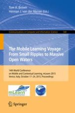 Using Mobile Devices in Supervision of Graduate Research in Distance Education: A Personal Journey